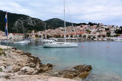 クロアチア旅行に リゾートアイランドも入れてみたくて・・HVAR島滞在
