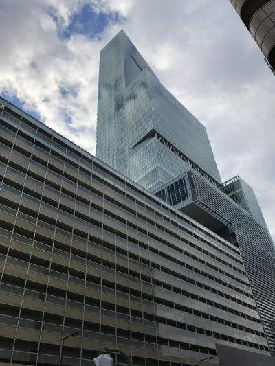 SPGアメックスで大阪マリオット都ホテルでまったりホテルステイ☆
