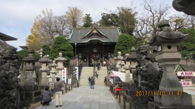 成田山 新勝寺の紅葉