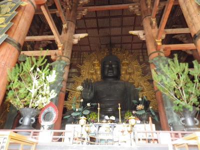 奈良興福寺・東大寺への旅