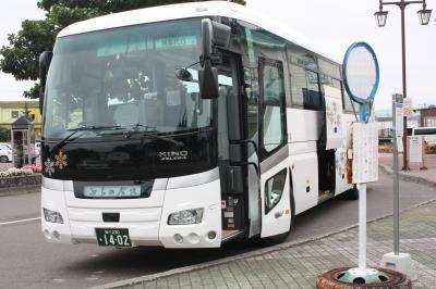 北海道旅行記2017年夏(25)根室本線代行バス乗車編