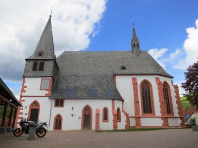 心の安らぎ旅行(2017年春 Monzingen モンツィンゲン Part1)