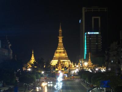 神秘の国ミャンマーで遺跡巡りの旅 その3-2 〜 魅惑のバガン観光終了!再びヤンゴンへ! 〜