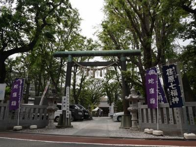 【東京】 上神明天祖神社(かみしんめいてんそじんじゃ) へ行ってみた