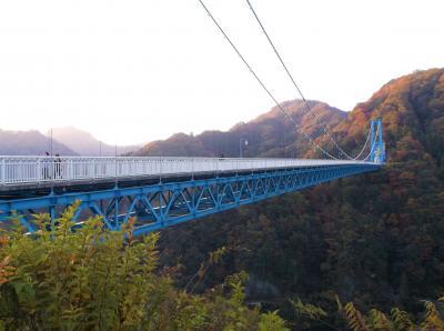 竜神大吊橋(茨城県)へ行ってきました・・・