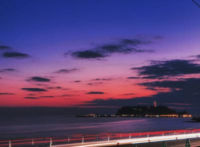 ちょいと寄り道 江ノ島~横浜