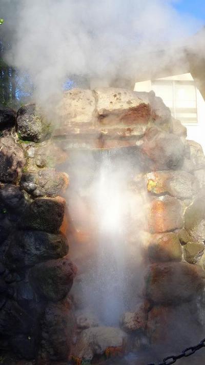 九州の旅(79) 別府温泉地獄めぐり 7.竜巻地獄。
