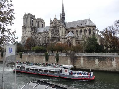 パリ アパルトマン滞在記(9) ノートルダム大聖堂