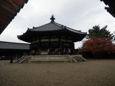 奈良法隆寺への旅