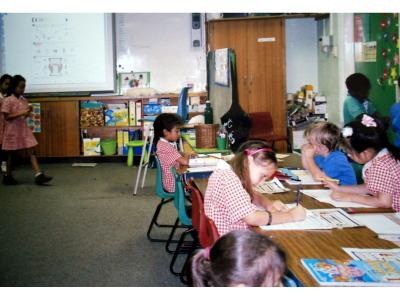 6才と4才の娘たちが、ケアンズの私立小学校&幼稚園に留学①♪。