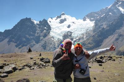南米ペルー10日間の遺跡巡りとトレッキングツアー(その2:トレッキング)