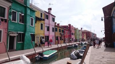 イタリア・マルタ5週間の旅 ベネチア編