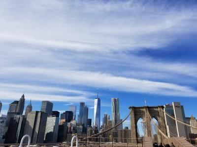 弾丸・格安で行く初めてのニューヨーク一人旅