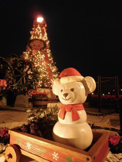 2017【年パス日記】その33 ディズニークリスマスが始まるよ☆《イベント初日だけど知らんぷりの2日目》