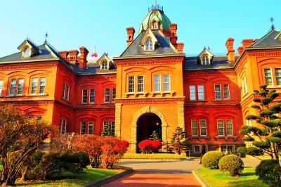 札幌・小樽ひとり旅行2017年初冬(3)~北海道庁旧本庁舎ゆらり、そしてJRで小樽へ移動