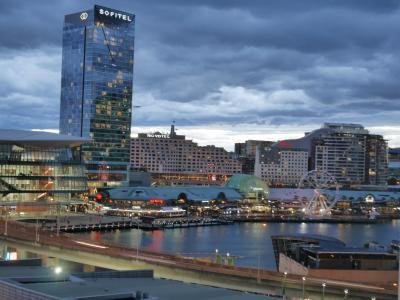 世界の中心で自然に触れる シドニー編1 パークロイヤルダーリングハーバーホテルに到着 オージービーフにかぶりつく♪