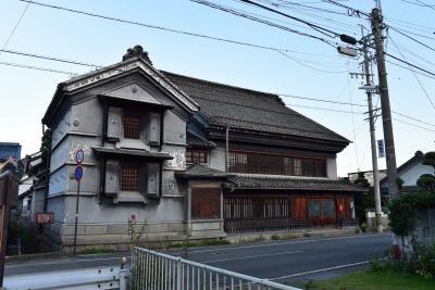2017 信州の旅 6/7 善光寺街道 稲荷山宿 (2日目)
