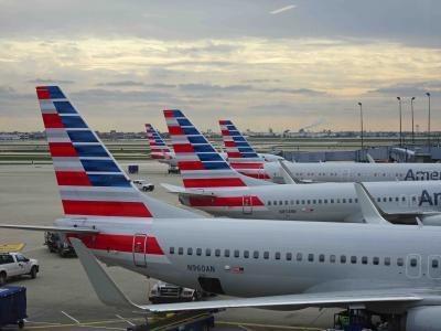 American Airline (JAL) Fragship Lounge / Chicago Ohare