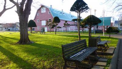江別市の旧町村農場を訪ねて