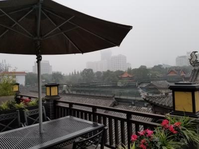 中国成都の中国様式ホテル 【ブッダゼンホテル】Chengdu Buddhazen Hotel  パンダ基地  寛窄巷子 武候祠博物館と錦里に行くのにとても便利 文殊院周辺情報も
