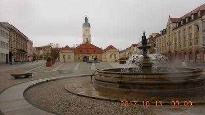 黄金のポーランドと東スロバキアを巡る 14 13日目 ビャウイストク~スプラシル~ビャウォヴィエジャ