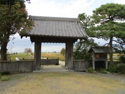 武蔵久喜 関東管領上杉氏と対峙するため古河に拠点を構えた足利成氏が築城した菖蒲城跡訪問