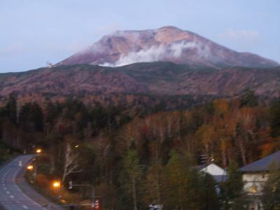 雪の前に富良野~美瑛~大雪山方面へ!