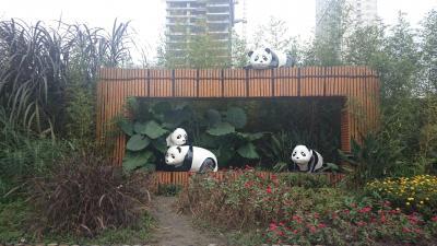 中国(西安・成都)街歩きの旅ー成都