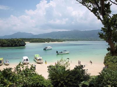 絶景を求めて八重山諸島@石垣島①川平湾の美しいビーチと沖縄郷土料理-Ishigaki Island編-