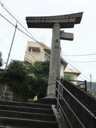 山王神社二の鳥居