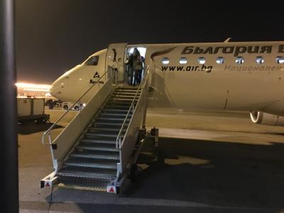 カタール航空(+ブルガリア航空)で行く3泊5日ブルガリア ①いきなりの2時間ディレイで乗継便に乗れず、予定から7時間40分遅れのソフィア到着