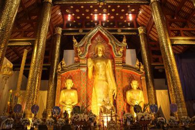 はじめてのチェンマイ 3日目 寺院めぐり⑥ ワット チェディ・ルアン