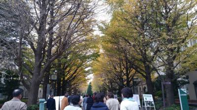 青山学院大学構内ツアー