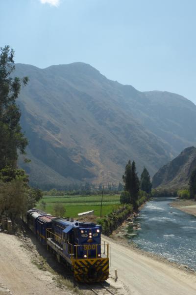 南米ペルー10日間の遺跡巡りとトレッキングツアー(その4:聖なる谷)