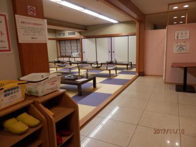 8水曜5ゆう粟津温泉の朝食と夕食はバイキング