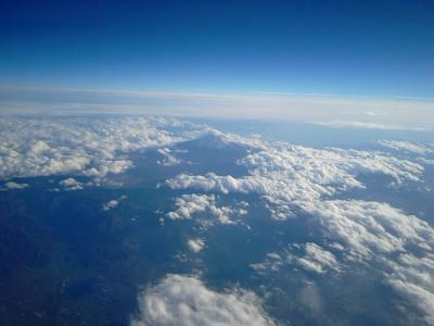 ただ今、JALで移動中(*^-^*)  第三十七弾>>>>東京は今年1番の冷え込み!もっと冷え込む島根県・出雲へ!!(=^_^=)