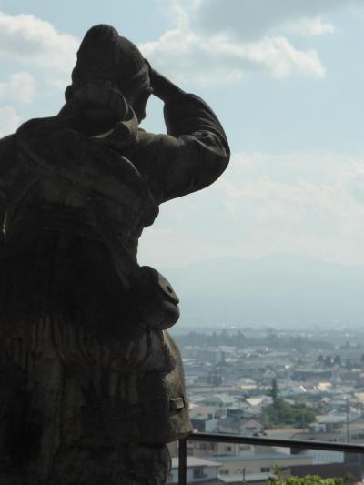 福島堪能二泊三日ドライブ旅 03歴史オンチが飯盛山で白虎隊を学ぶ