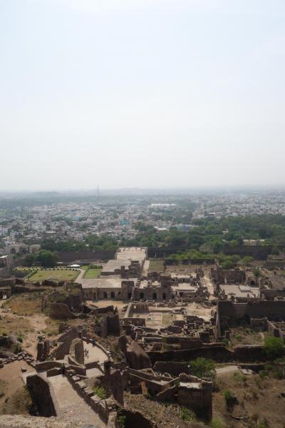 GW南インド周遊記 11~12日目 ハイデラバード観光と少しだけクアラルンプール