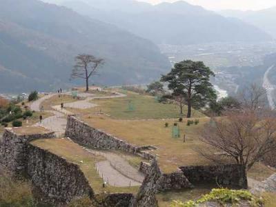 日本のマチュピチュ 天空の城竹田城へ