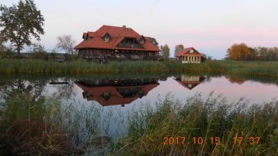 黄金のポーランドと東スロバキアを巡る 16 15日目 ビャウォヴィエジャ~キエルムシ~ティコチン
