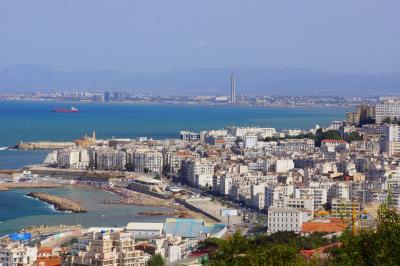 2017アルジェリアで夏休み その2首都アルジェで半日観光