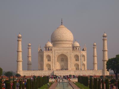 インド旅 アグラ