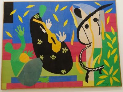 パリ アパルトマン滞在記(15) オランジュリー美術館、国立近代美術館