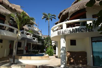 巡るMexico Playa del Carmen (ホテルと街を)