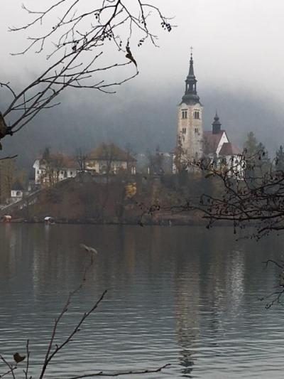 ツアーでクロアチア・スロバニア・ボスニアを回る11月の旅行(2)