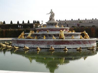 パリ アパルトマン滞在記(16) ヴェルサイユ庭園、ピカソ美術館