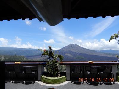 キンタマーニ高原 インドネシア・バリ島の軽井沢 二日目 2017年10月25日