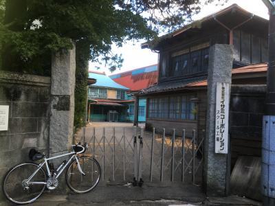 ちいさな自転車旅 行田 陸王ロケ地とB級グルメポタ