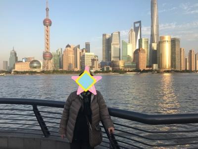 阪急の上海、蘇州、無錫 ガイドの陳さん