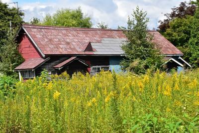 炭鉱住宅の残る南美唄と大正期の旧桜井家を訪ねて(北海道)